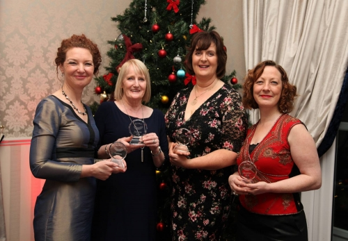 Nominations for Mayo Inspirational Woman of the Year 2016.